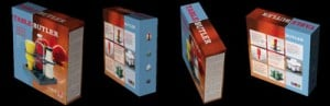 Verpackungsdesign 3D