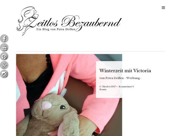 Der Beauty Fashion Lifestyle Blog für Frauen die zeitlos bezaubernd sind